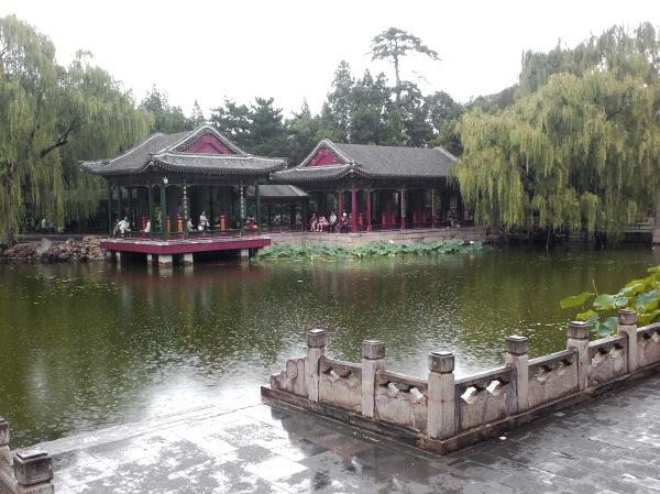 Xiequyuan Garden (a.k.a. The Garden of Harmonious Pleasures)